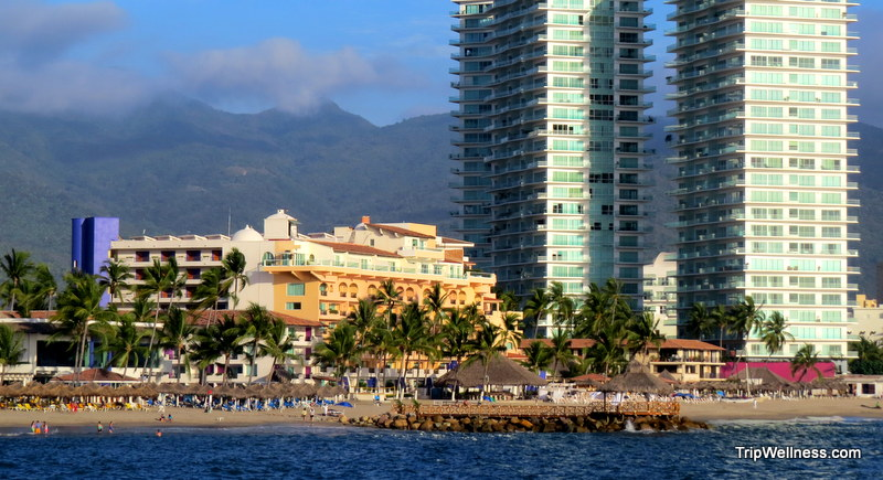 Tripwellness. Boutique hotels in Puerto Vallarta. old and new mingle.