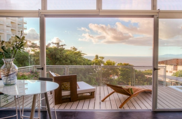View from the Nemi Eco Villas. Boutique hotels in Puerto Vallarta. Tripwellness