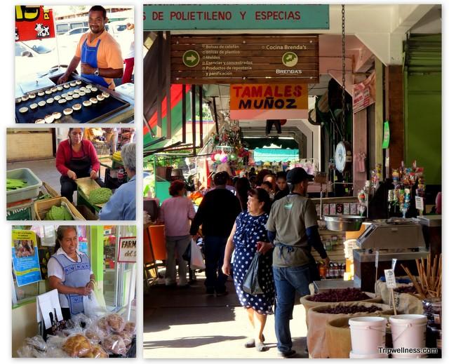 Inside the Hidalgo Mercado, Tijuana