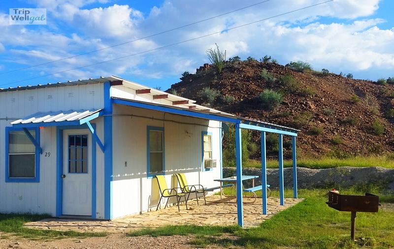 Terlingua Ghost Town Motel