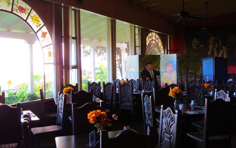 Rosarita Hotel Dining Room