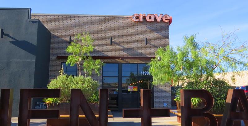 Crave El Paso East Location