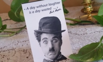Charlie's always home in Chaplin's World, Switzerland
