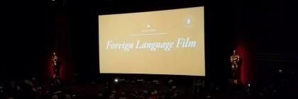 Academy Awards Foreign Film Symposium