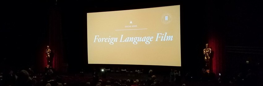 Academy Awards Foreign Film Symposium