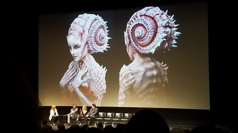 Academy awards makeup symposium