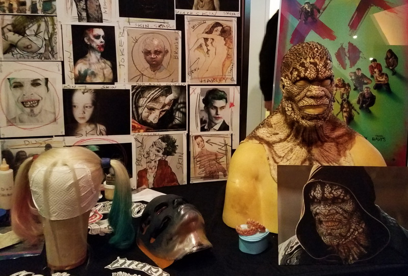 Hair and Makeup artifacts from Suicide Squad