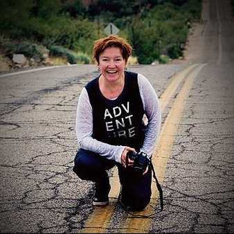 Elaine J. Masters, travel writer / tripwellgal on the road