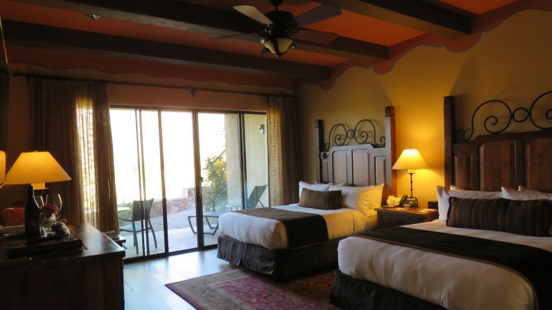 Hacienda del Sol Room