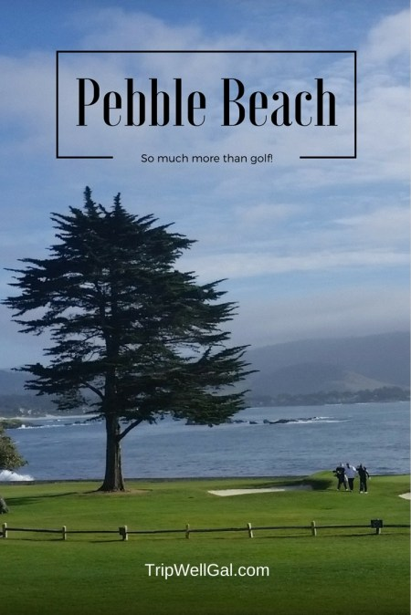 Pebble Beach Golf Resort Pin