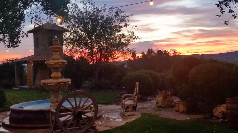 Dawn in Lajitas one of the best Texas resorts