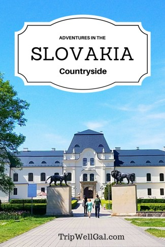 Things to do in the Slovakia countryside