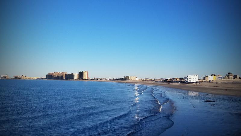 beach resorts on the Puerto Penasco Bay