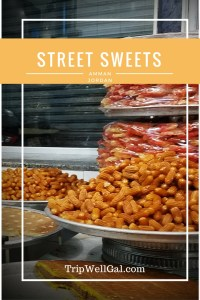 You won't go hungry when you travel Jordan and visit Amman's downtown for street food wonders.