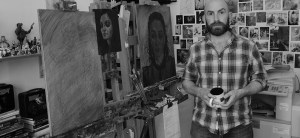 Studio Space: Simon Davis Interviewed