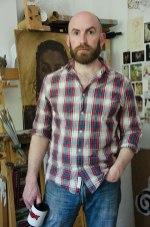 Simon-Davis-studio-West-Ham-London-E13-full-body-27th-May-2015-col-pic#1