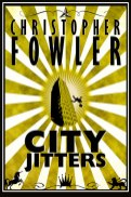 ebook cover to City Jitters