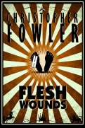 ebook cover to Flesh Wounds