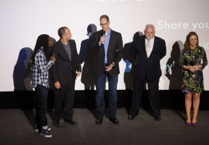 Emotional Rollercoaster: Inside Out Gala Screening at Leicester Square