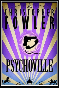 ebook cover to Psychoville
