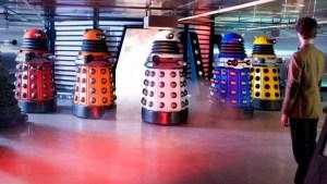 Fugly Daleks