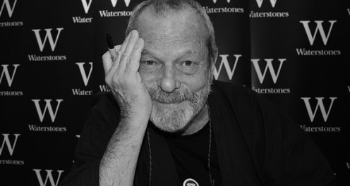 Terry Gilliam©2015 Joel Meadows