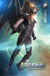 Pictured: Falk Hentschel as Carter Hall/Hawkman -- Photo: Jordon Nuttall /The CW © 2015 The CW Network, LLC. All rights reserved.