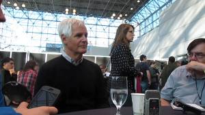 Chris Carter Talks About 'The X-Files' Return at NYCC