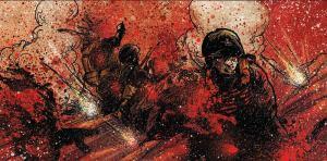 Black Powder / Red Earth's Josh Taylor Talks! Sort Of…
