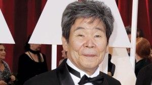 Studio Ghibli's Isao Takahata Gets Honoured
