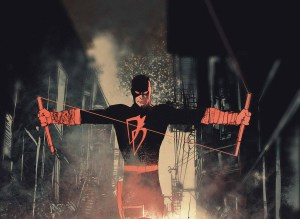 First Look At Marvel's Daredevil#6