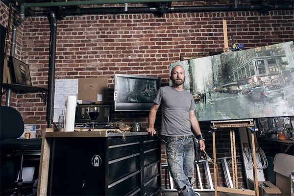 Fine Artist Jeremy Mann Speaks