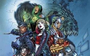 Rob Williams On Rebirth: Suicide Squad