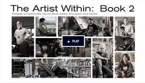 Greg Preston Talks The Artist Within Book 2