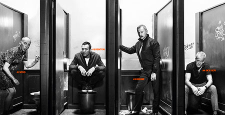 Danny Boyle and Ewan McGregor On Trainspotting 2