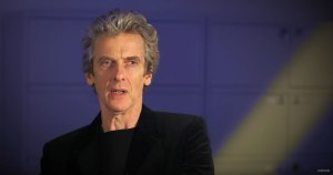 Peter Capaldi Talks About The Script For Doctor Who Christmas Special