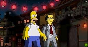 The Simpsons Pay Tribute To Hayao Miyazaki