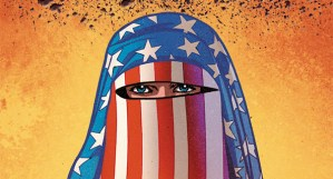 Howard Chaykin's The Divided States of Hysteria Comes To Image