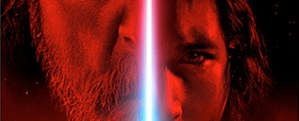 Poster From For Star Wars: Episode VIII: The Last Jedi Unveiled At Celebration