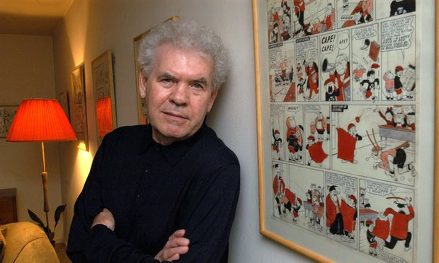 British Comics Legend Leo Baxendale Passes