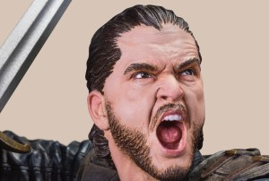 Dark Horse Launches Game Of Thrones' Jon Snow Battle Of The Bastards Limited Bust