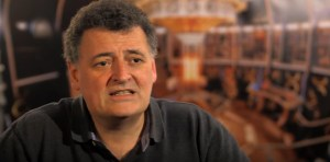 Steven Moffat Introduces The New Series Of Doctor Who