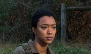 Sonequa Martin-Green Talks The Walking Dead Season Finale