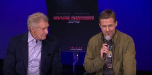 Ford, Villeneuve And Gosling Talks Blade Runner 2049