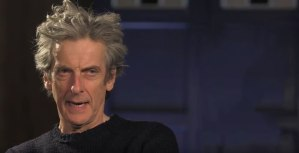 Peter Capaldi and Pearl Mackie Introduce The Latest Doctor Who