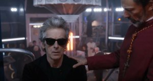 Peter Capaldi and Pearl Mackie Introduce This Week's Doctor Who