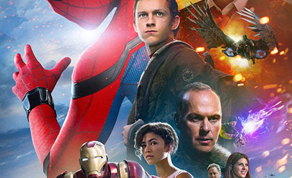New Poster From Spider-man: Homecoming Is Here