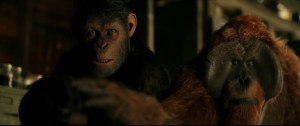 A Brand New Clip From War For The Planet of The Apes Unveiled