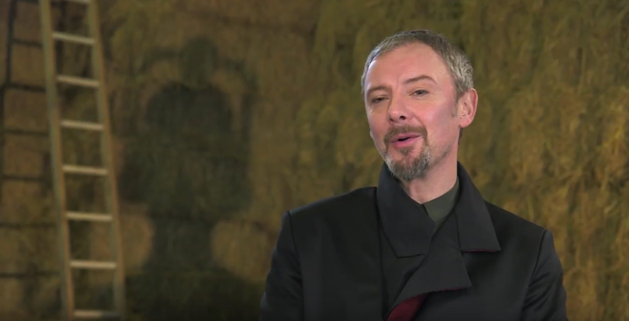 John Simm On Returning To Play The Master in Doctor Who