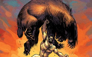 Image's Shirtless Bear Fighter #1 Reviewed